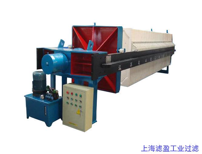 自动保压箱式压滤机