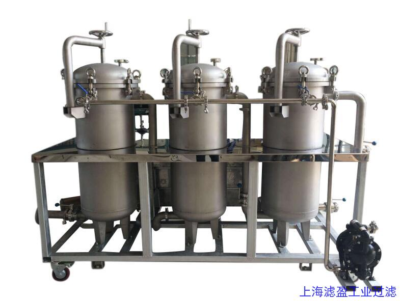 胶水过滤系统