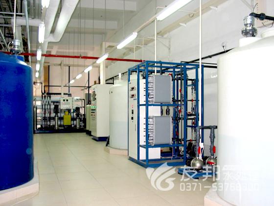 EDI工业超纯水设备