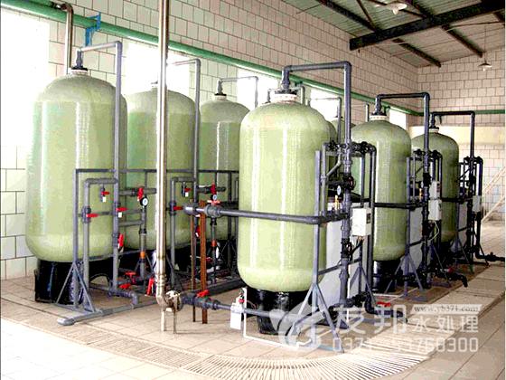 印染纺织行业用软化水设备